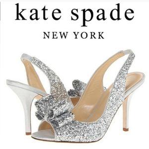 ♠️🎉👠EUC Kate spade heels 6.5👠🎉♠️